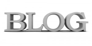 A blog is a good way to communicate with your website visitors.