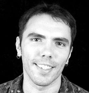 Kenny Harper, Jacksonville Florida-based web designer.