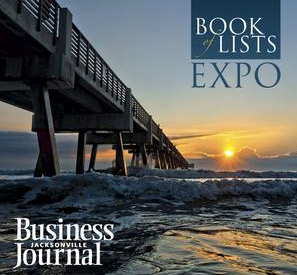 2012 Jacksonville Business Journal Book of Lists EXPO
