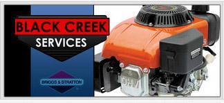 Black Creek Services, Inc. logo