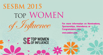 Southeastern Small Business Magazine 2015 Top Women of Influence