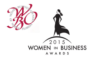 Women Business Owners of North Florida Women in Business Awards - 2015
