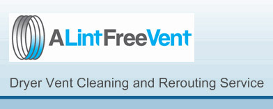 A Lint Free Vent - mobile clothes dryer exhaust cleaning service.