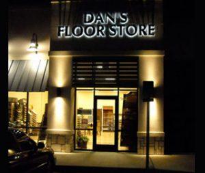 Dan's Floor Store - storefront - Ponte Vedra, Florida
