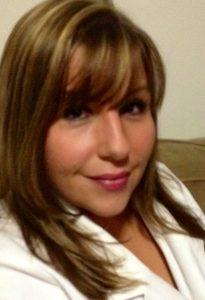 Jennifer Fond, professional esthetician